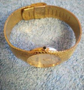 Часы Rolex Серебро позолота