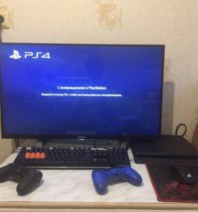 PlayStation 4 +  Тел Sony 32 , обмен или продажа