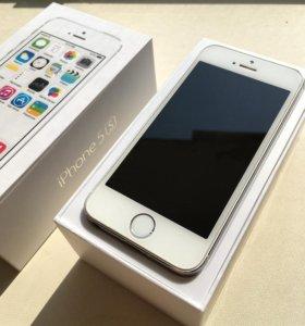 Apple iPhone 5S 16Gb (не реф, оригинал 100%)