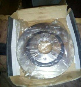 Тормозной передний диск саманд