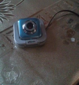 Старая веб камера Ritmix,1,2 мп