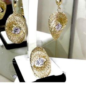 Ювелирные изделия Бриллианты Золото