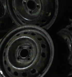 Колесные диски r14-r13