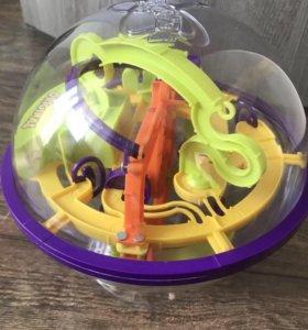 3D шар-лабиринт (перплексус)