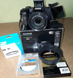 Фотоаппарат FUJIFILM finepix S1