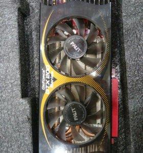 Видеокарта Nvidia gtx 260