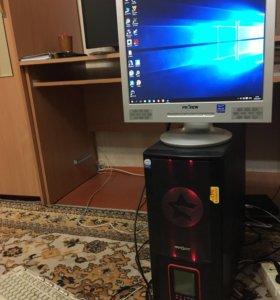Компьютер старичок