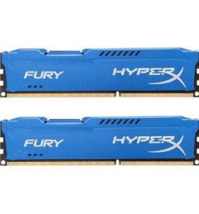 Hyperx blue series 8gb