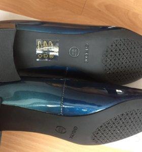 Новые туфли geox 37 р