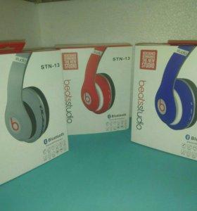 Беспроводные Beats Bluetooth красные