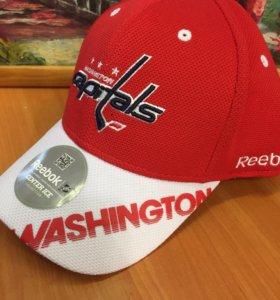 Кепка бейсболка NHL Washington Capitals новая.Ориг
