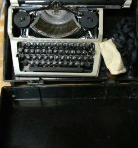 Печатная машинка пп-305-01 новая