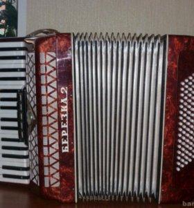 аккордеон берёзка 2