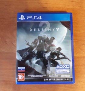Игра Destiny 2 на PS4