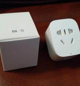 Умная Wi-Fi розетка Xiaomi Smart Socket Plug Bacic