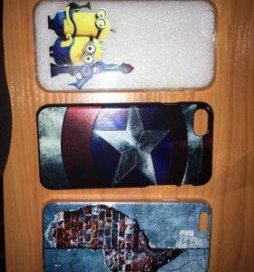 Чехлы для Iphone 6,7
