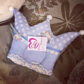 Анатомические подушки для новорожденных