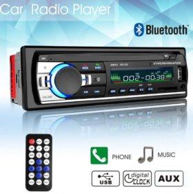 Магнитола Bluetooth music с пультом