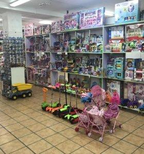 Магазин Детской Игрушки