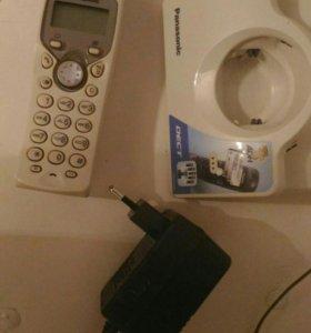 Цифровой беспроводной телефон, Panasonic