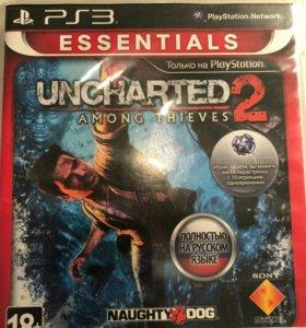 Игра для ps3.Uncharted 2