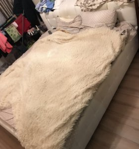 Кровать Белая 220Х240