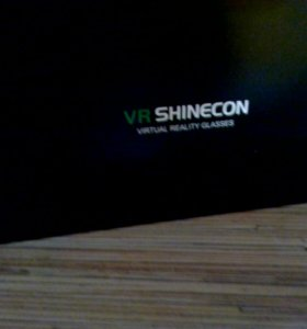 Vr shinecon с магнитеком