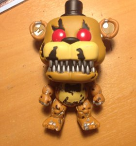 Nightmare Freddy. FNAF. Фигурка Funco Pop