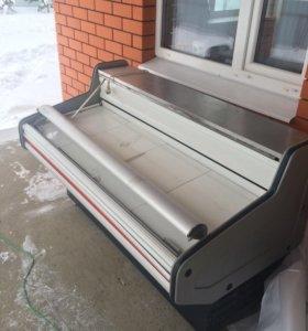 Витрина холодильная Cryspi