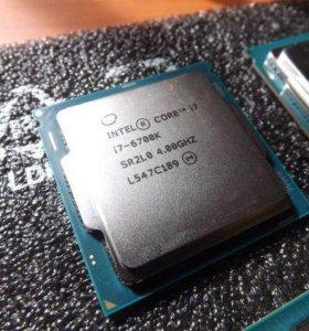 Intel Core I7 670k