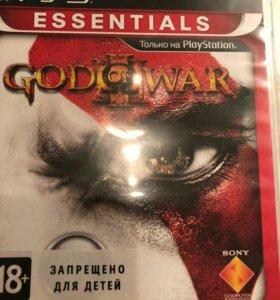 Игра для ps3. God of war