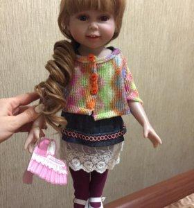 Новая Кукла рост 45см