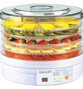 Сушилка эл. для овощей и фруктов GALAXY GL-2631