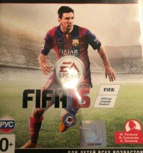 Игра для ps3. Fifa15