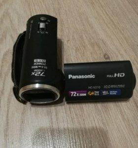 Panasonic hc-210