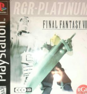 Ps1 игы Final Fantasy Vll     ps1 (psx,Ps one)