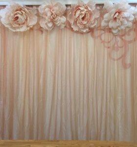 Дизайнерское оформление свадеб