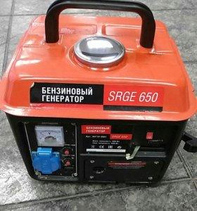 Бензо гениратор PATRIOT SRGE 650