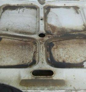 Капот и крышка багажника 2107