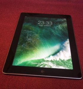 Apple iPad 4. 32GB. WiFi Only. Идеальный