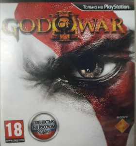 GOD OF WAR НА PS3