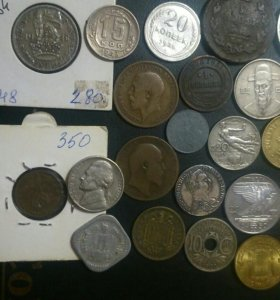 Коллекционные Монеты Разные