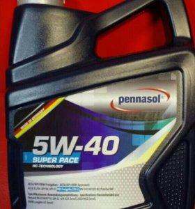 Моторное масло pennasol