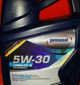 Моторное масло 5л.pennasol