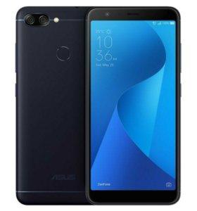 Zenfone 4 Max Plus ZC550TL Black