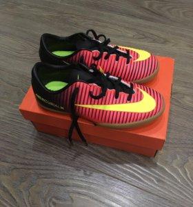 Бутсы футзальные детские Nike