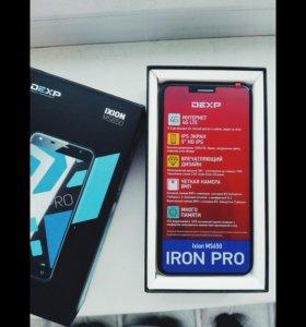 Смартфон DEXP Ixion MS650 16 ГБ