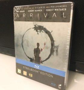 Прибытие / Arrival Blu-ray Steelbook