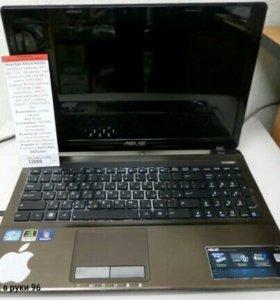Ноутбук ASUS K53SJ (Intel Core i3)