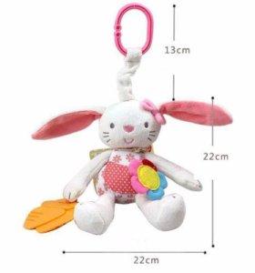 Подвесная игрушка - Кролик (новая)